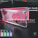 Colorful Crystal Case For Ipod Nano 2nd (BCM121) (Start From 100 Units)-Free Shipping