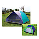 zwei Personen Doppel-Decks Outdoor-Camping Kuppelzelt (hyyp082) (Beginn ab 10 Stck)
