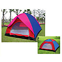 Three People Twin Size Tent+ Moisture Resistant Pad+24 LED Tent Light (HYYP182)(Start From 10 Units)