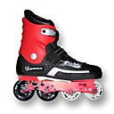 Fly Rollerblade Adjustable In Line Skates Shoes Size US 5.5-10/EU 36-45 (PF151)