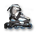 Landway Rollerblade Youth Adjustable In Line Skates Shoes Size US 6-7.5/EU 37-40(PF118.2)