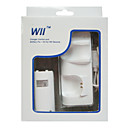 2 in 1 1800mAh Battery Pack & Charging Station for Nintendo Wii (GM237) (Start From 50 Units)