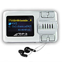 tamanho da palma 2gb mp3 gravao de voz-player + tela LCD (cavs001)