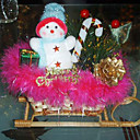 Snowman Gift basket (HH015) (Start From 30 Units)-Free Shipping