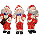 Santa Clause Christmas Ornament (LR023) (Start From 30 Units)-Free Shipping