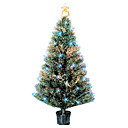 LED Canadian Pine Fiber Christmas Tree,120CM (GQL-301)(Start From 5 Units)-Free Shipping