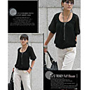 1-pc Women's Silk Top (YFNS033)(Start From 10 Units)Free Shipping