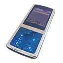 Touch-Sensitive Keys Cellphone with Bluetooth W168 (Not for US/Canada)
