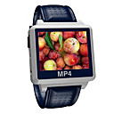 "1GB Bluetooth MP4 / MP3 Player Watch/ 1.5""TFT Display / Blue / S828-3BT"