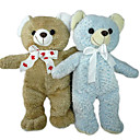 1 PC Plush Bear With Ribbon (MR007 (Start From 5 Units)-Free Shipping
