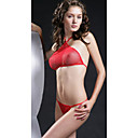 Hot Sexy Lingerie Teddy Red Bikini Set (LRB3092)