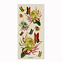 Butterfly Temporary Tattoos One Sheet  (Start From 50 Units)