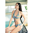 Two Piece Set Halter Bikini Swimwear YZ8507