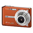 Casio Exilim EX-S600 orange 6.2mp Digitalkamera
