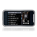 2GB 3.0-inch MP5 / MP3 Player with Mini SD Card Reader M4126