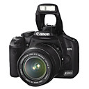 Canon EOS 450D / rebelles xsi D-SLR + 18-55mm kit 12.4mp appareil photo numrique