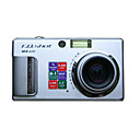 Vivikai DC-MX650 10.0MP Digital Camera with 2.5-inch TFT LCD