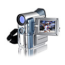 cansonic DVX-700 digitale camcorder met een 2,0-inch LCD-scherm en 8,0 Megapixel CMOS