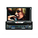 7-inch Touch Screen 1 Din In-Dash Car DVD Player TV and Bluetooth Function 882 (SZC324)
