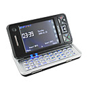 Songlive X1 Dual Sim Card TV Function Cell Phone Black (Not For U.S/Canada)
