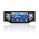 4,3-inch touch screen 1 din in-dash auto dvd speler tv en bluetooth-afneembaar paneel jzy-4308 szc438