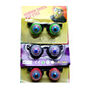 halloween prop horreur choc yeux lunettes (szws133)