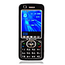 Chang Xing A868 Dual Card Quad Band Touch Screen Cell Phone Black