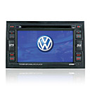7-polegadas touch screen 2 din no carro-trao dvd player para Volkswagen Passat com GPS funo (szc596)