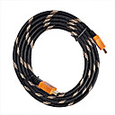 10M HDMI Cable Male to Male 28AWG for PS3 DVD HDTV(Z-301)
