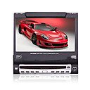 7-inch touch screen 1 din auto dvd speler tv en bluetooth functie 2006 (szc627)