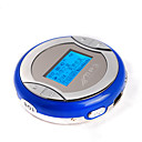 "mini 2gb ""voando disco"" mp3 players com alto-falante azul (szm048)"