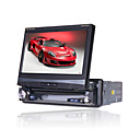 7-inch touch screen 1 din auto dvd speler tv en bluetooth functie 166/2007 (szc626)