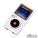 4gb elegante mini mp3 players branco (szm064)