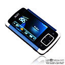 2gb TFT de 2,4 polegadas LCD mp3/mp5 players azul (szm091)