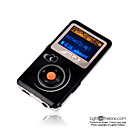 1gb attraktiven Mini-MP3-Player schwarz (szm063)