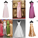 Unique and Fashionable Dresses for Wedding / Party 6 Pieces Per Package (HSQC045)