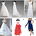 Unique and Fashionable Dresses for Wedding / Party  6 Pieces Per Package  (HSQC082)