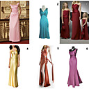 Unique and Fashionable Dresses for Wedding / Party 6 Pieces Per Package (HSQC041)