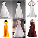 Unique and Fashionable Dresses for Wedding / Party  6 Pieces Per Package  (HSQC076)