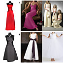 Unique and Fashionable Dresses for Wedding / Party  6 Pieces Per Package  (HSQC013)