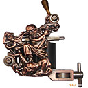 Freeshipping Tattoo Machine Gun 10 Wrap Coils New Pro Tuned