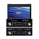 7-inch touch screen 1 din auto dvd speler tv en bluetooth-functie 7m05