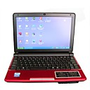 "Hot Eee PC with 1.6G CPU/1GB RAM/160GB SATA HDD/10.2""LCD/Wifi (Red)"