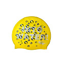 Brand New SPURT Yellow Silicone Swim Swimming Caps (KYF029)