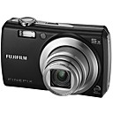 Fujifilm FinePix F100fd Digitalkamera - Kompaktkamera - 12.0 Megapixel - 5 x optischer Zoom (smq1015)