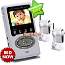 2.4G Hz Wireless Baby Monitor & camera