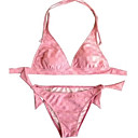 Hot Popular Two Piece Bikini Swimwear Swimsuit, Size M, L, XL (AMS013)