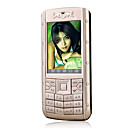 DAXIAN V3 Dual Card Cell Phone Silver (Not For U.S/Canada) (SZRW107)