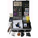 Professional Tattoo Kits With 3 Tattoo Guns
