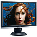 frete grtis - va1616w viewsonic - 16 &quot;- TFT widescreen display do painel de matriz ativa apartamento